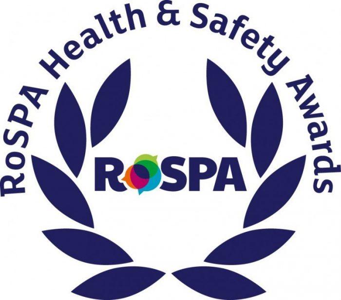Imagen del logo de los premios Rospa, consitente en una corona de laurel con el nombre