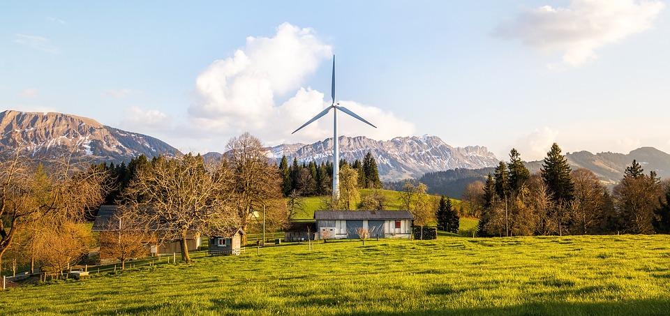 Energía renovable y sostenible para reducir cambio cilimático