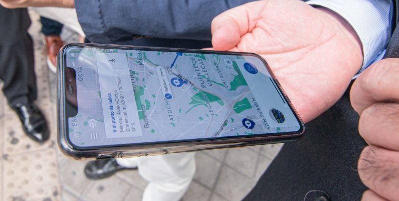 Aplicación Smart Bus