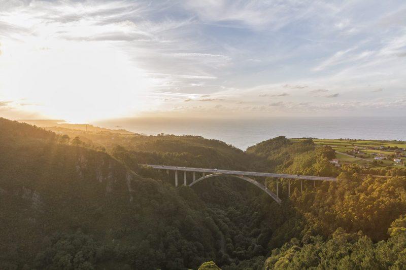 Ferrovial top 3 empresas más sostenibles índice ecoact